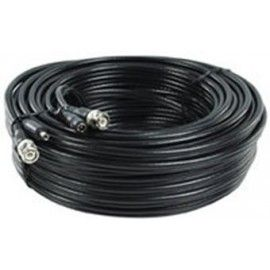 Cable Combinado Video+ Alimentacion Crimpado 20 MT