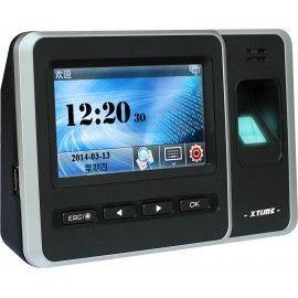 XT-TS01. Control de Presencia y Acceso Táctil