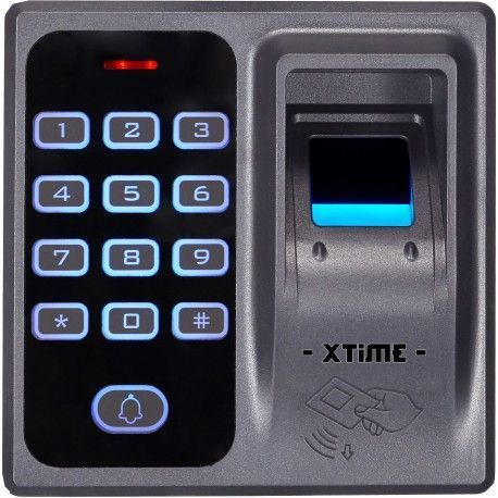 XT-RD01. Lector Multi-identificación XTIME