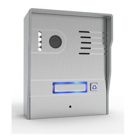 SkD-PEmp. Placa de Empotrar Videoportero