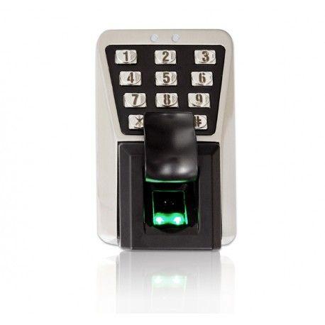 IZ-888. Control de Acceso Biométrico ZYRUX Anti-Vandálico para Exterior