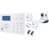 KIT G9+CAM IP. KIT Alarma GSM y Camara Wifi