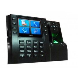 IZ-800. Control de Presencia por Huella y/o tarjeta de proximidad.