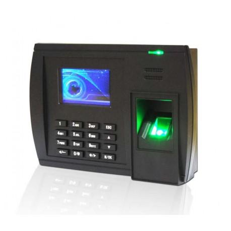 IZ-808/ID. Control de Presencia y Acceso ZYRUX Huella/Tarjeta