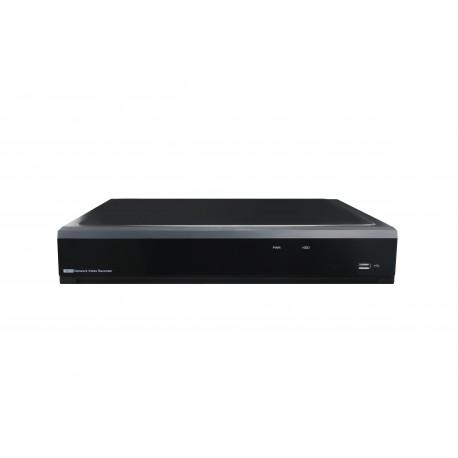 UX-NV164K. NVR 4K DE 16 CANALES