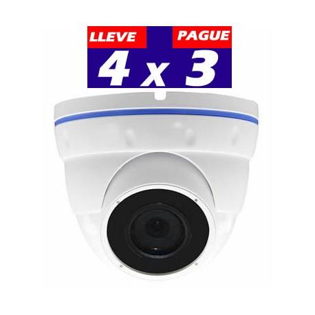 PROMO 4X3 IZ-IP22750M Domo IP 5.0 MP IR