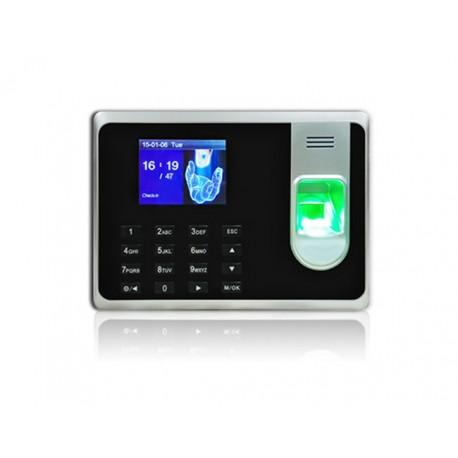 IZ-807/ID. Control de Presencia y Acceso ZYRUX Huella/Tarjeta