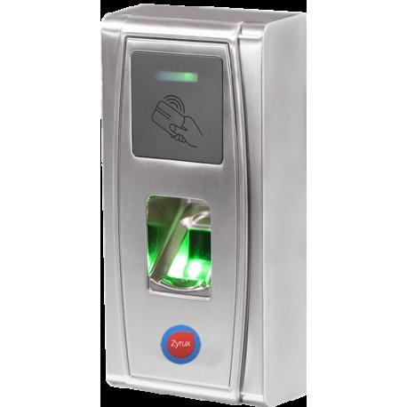IZ-884 Control de Acceso y Presencia IP65 huella y tarjeta