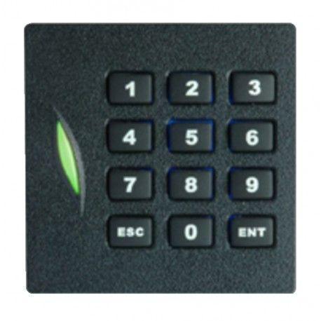 IZ-KCR. LectorIP65 Tarjeta RFID + TECLADO