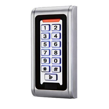 IZ-868. Ctrol de Acceso IP68 código y tarjeta