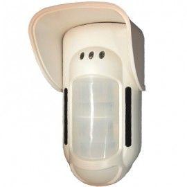 Detector PIR Inalambrico Exterior