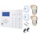 KIT PG9. Central de alarma GSM inalámbrica Perimetral