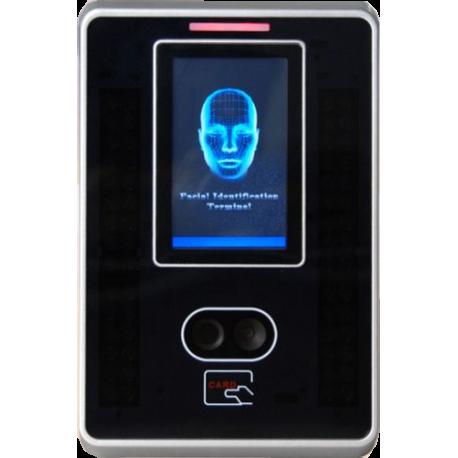 IZ-F881A/ID. Control de Acceso y Presencia por Reconocimiento Facial
